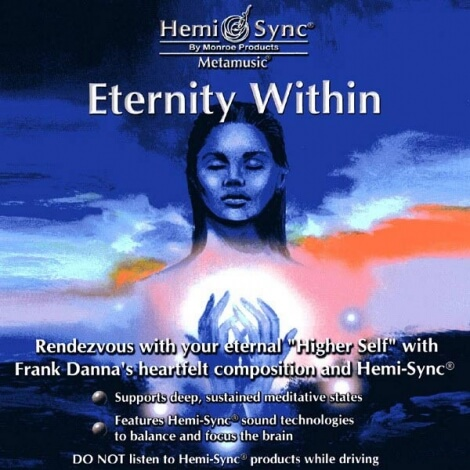 CD audio Eternity within