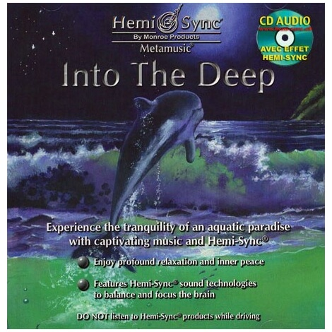 CD audio Into the Deep