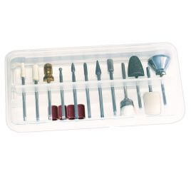 Kit d'embouts peau corne ongles Promed Comfortbitset