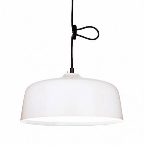 Lampe Candeo blanche