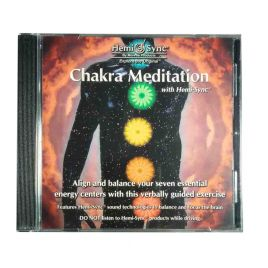 CD audio Chakra meditation