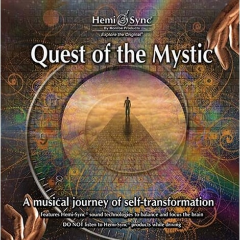 CD audio Quest of the Mystic
