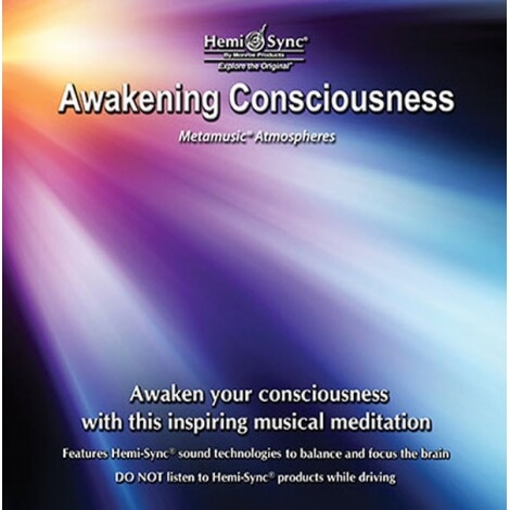 CD audio Awakening Consciousness