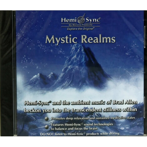 CD audio Mystic Realms