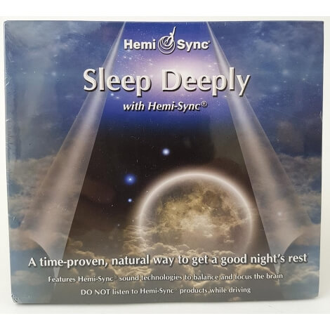 CD audio Sleep Deeply