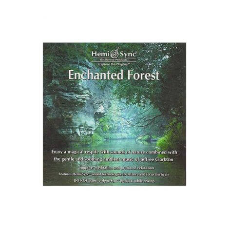 CD audio Enchanted Forest