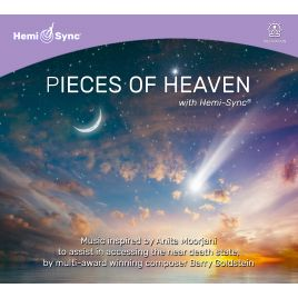 CD audio Pieces of Heaven