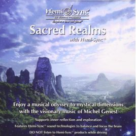 CD audio Sacred Realms