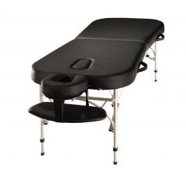 Table de massage Charm aluminium