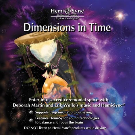 CD audio Dimensions in Time