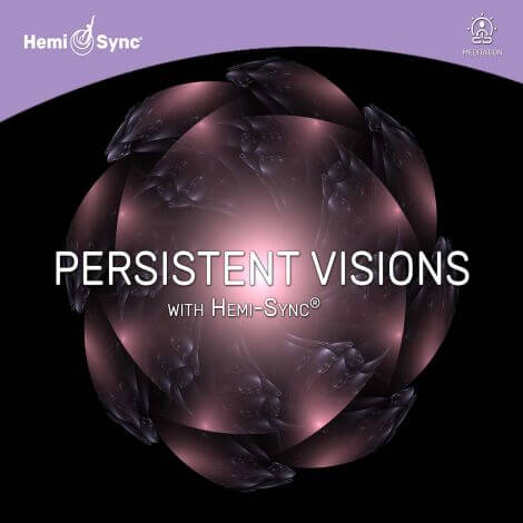 CD audio Persistent Vision