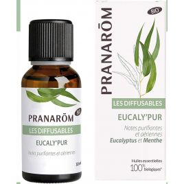 Synergie d'huiles essentielles Eucaly'Pur bio 30ml